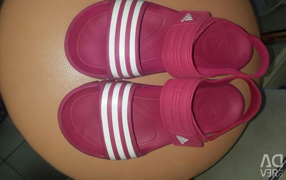 Сахабы-босоножки adidas