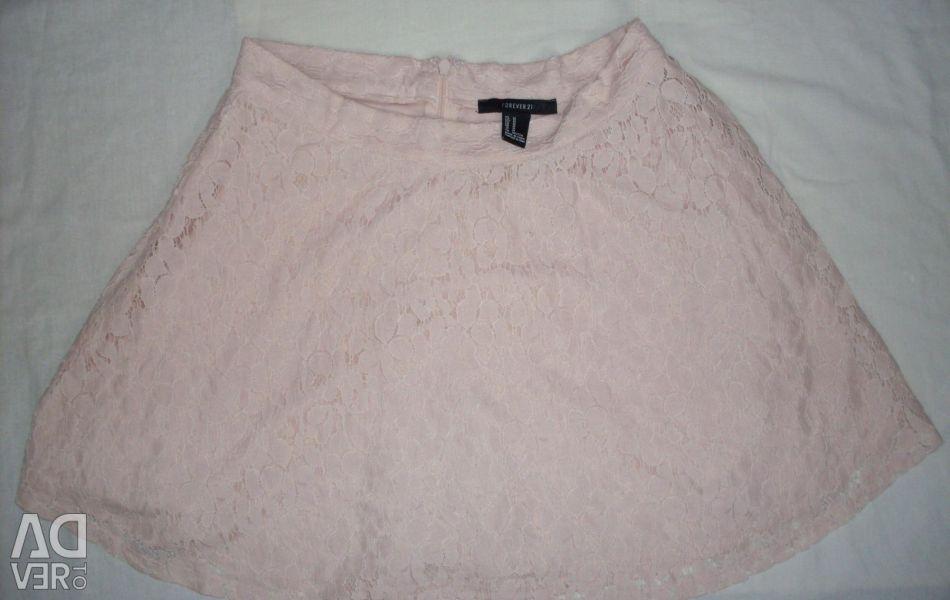Summer skirt for a girl (FOREVER 21)