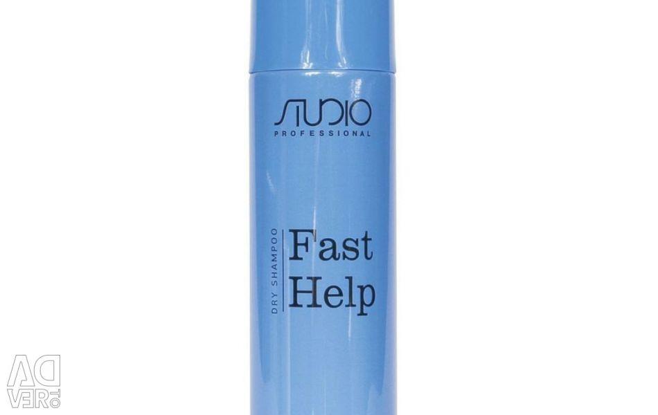 Dry shampoo 150ml. Capus
