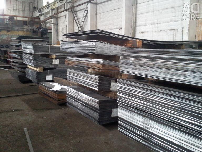 Foi de oțel ondulate și netede