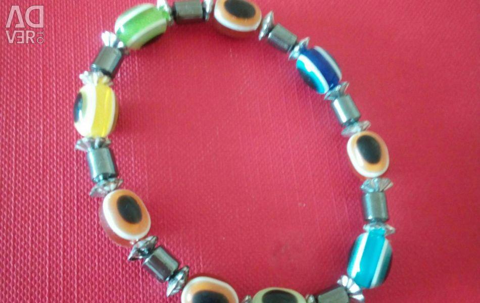 Bracelet from the evil eye