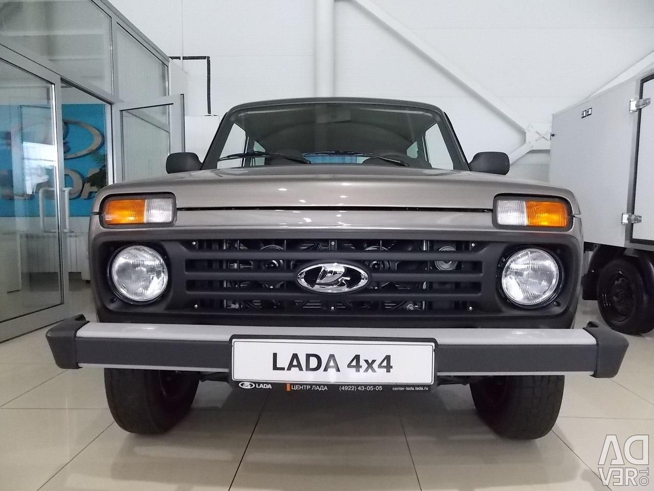 vaz lada 4x4 2018 city vladimir advert to sell price 499 900 rub posted. Black Bedroom Furniture Sets. Home Design Ideas