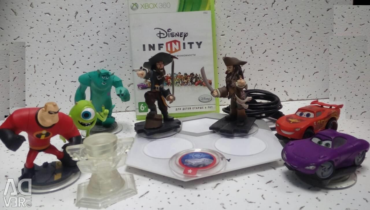 disney infinity xbox 360 - 1280×729