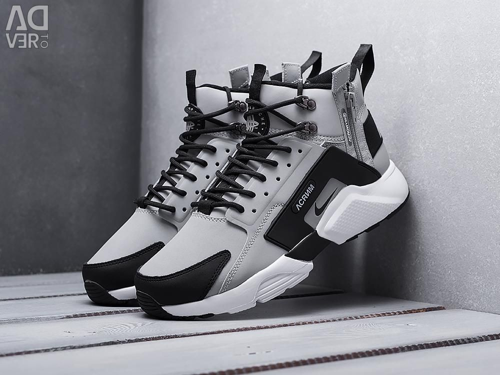 ACRONYM x Nike Air Huarache Sneakers