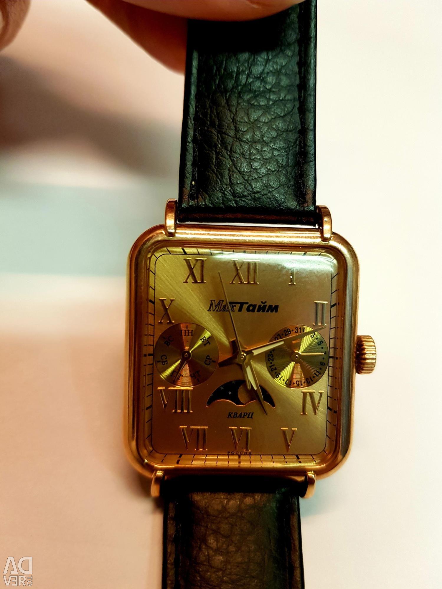 Часы мактайм новые продать час в екатеринбург стоимость газели грузовой