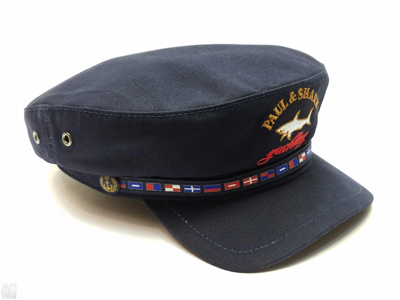 PAUL SHARK Yachting cap captain ... 4436cb8e7cd