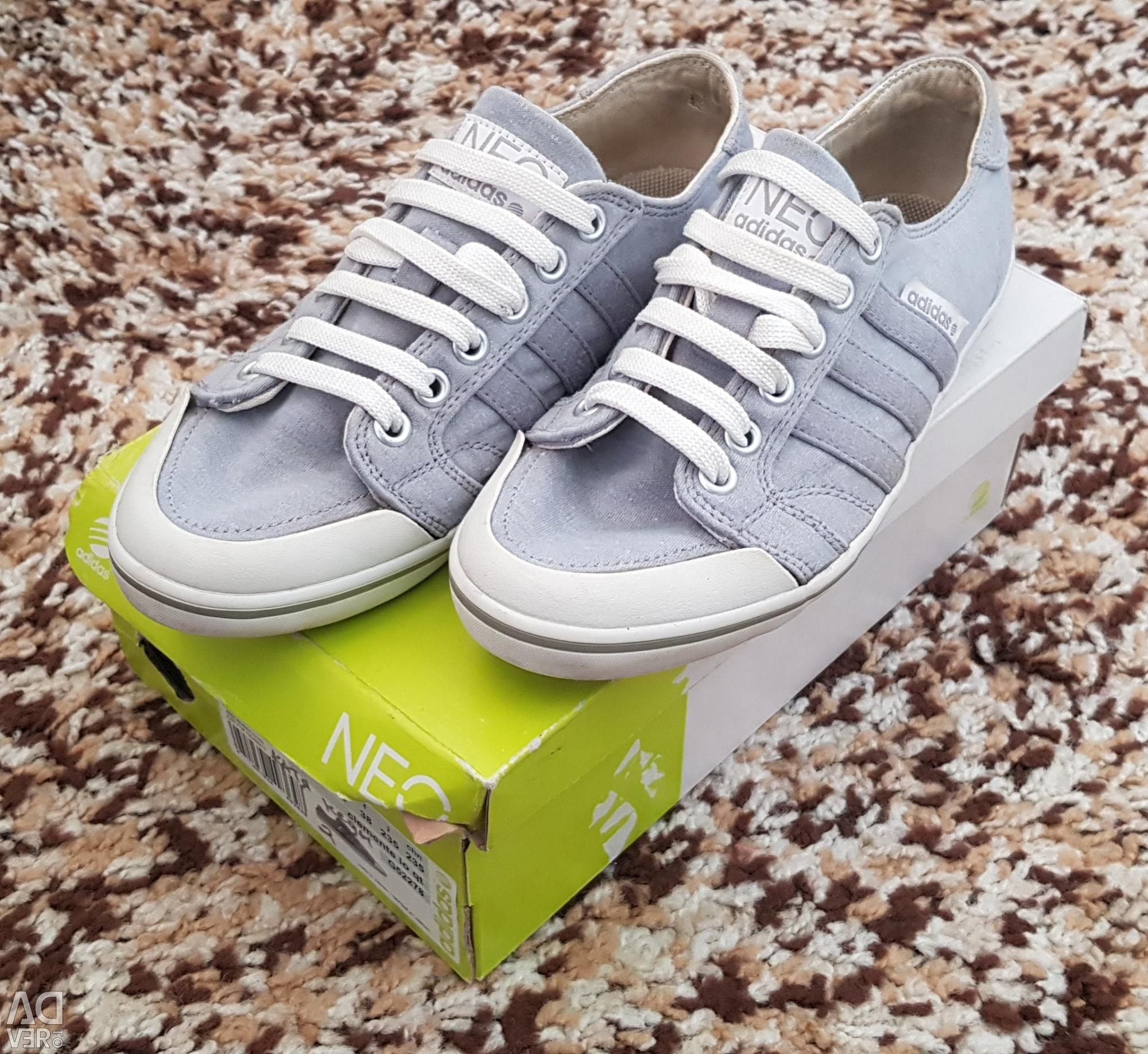 Adidas NEO sneakers, original, 37 size, city Barnaul - Advert to ...